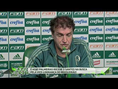 Palmeiras Recebe O Santos Pelo Brasileirão