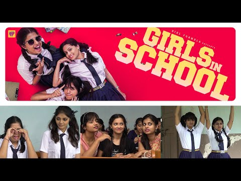 Girls In School | Childhood Nostalgia Ft. Rahasya | Raja Varu Rani Garu | Girl Formula | Chai Bisket