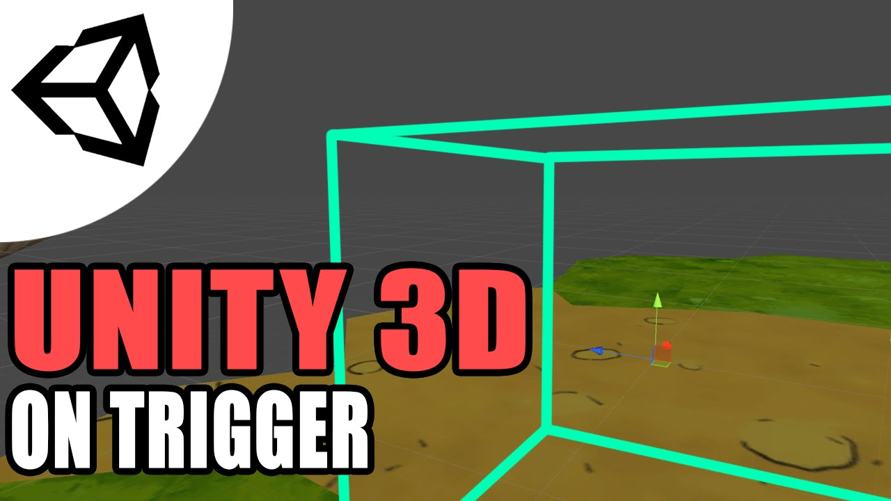 On Trigger Start / Stay / Exit [Tutorial][C#] - Unity 3d