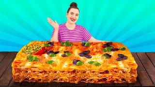 Best Giant Lasagna Recipe