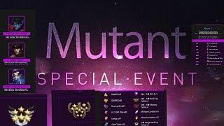 #mutant special event #Marvel future fight