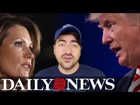 Liberal Redneck: Michele Bachmann is 'bats--t' crazy