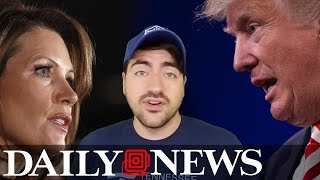 Liberal Redneck: Michele Bachmann is 'bats--t' crazy