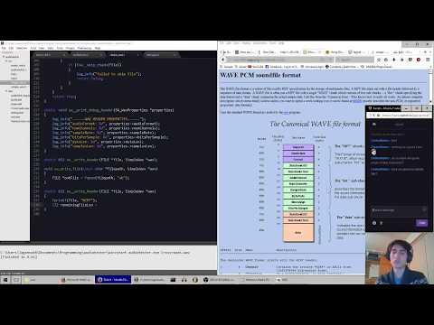 Audio Programming 1: WAV File Export