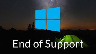 Goodbye, Windows 10...