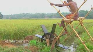 Water Wheels in Thiruvalla