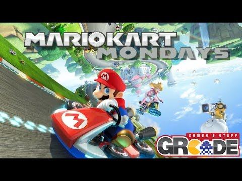 Mario Kart Mondays - 12/10/2015 - Part 1
