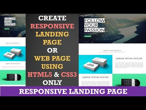 create-responsive-web-page-with-parallax-scrolling-effect-and-image-grid-using-html-&-css-only