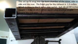 catalytic to secondary air conversion englander 24-ACD