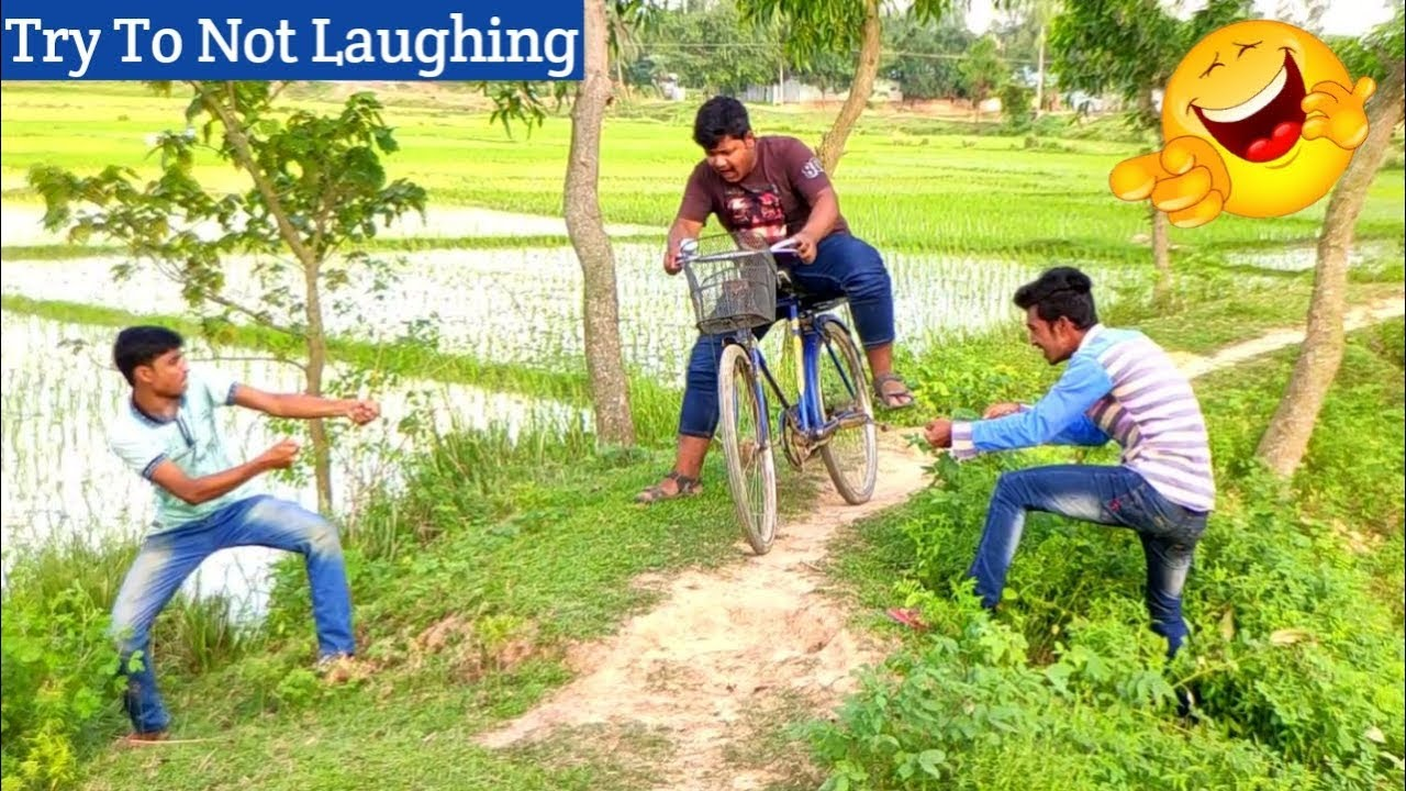 TRY TO NOT LAUGHING    Top Funny Videos    Comedy Videos For My Family