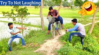 TRY TO NOT LAUGHING || Top Funny Videos || Comedy Videos For My Family