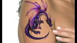 18 Best Dragon Tattoo Design for Men 2017 - 2018