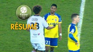 FC Sochaux-Montbéliard - Quevilly Rouen Métropole (0-1)  - Résumé - (FCSM - QRM) / 2017-18