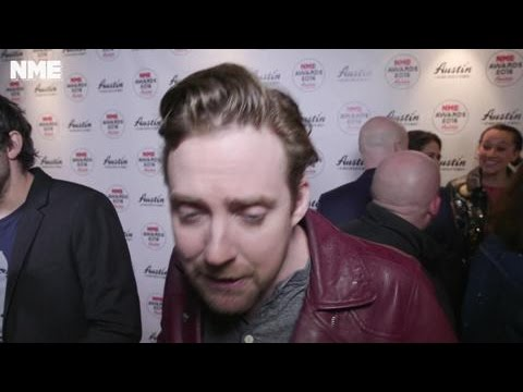 NME Awards 2016: Ricky Wilson Talks New Kaiser Chiefs Album And Leaving The Voice