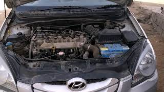 Hyundai Verna diesel DTC p 1186 solved idling problem and starting problem fixed hindi