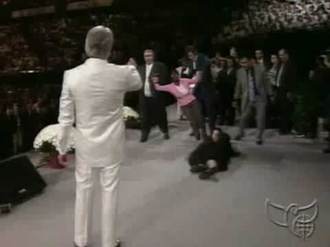 Don't Believe Benny Hinn When He Says He's Rejecting the