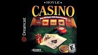 DREAMCAST NTSC GAMES: Hoyle Casino