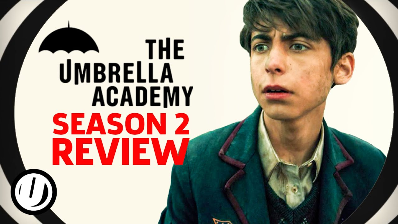 Netflix S The Umbrella Academy Season 2 Review Weird And Wonderful Youtube