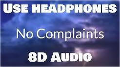 Metro Boomin - No Complaints ft.Offset & Drake (8D AUDIO)🎧 [BEST VERSION]