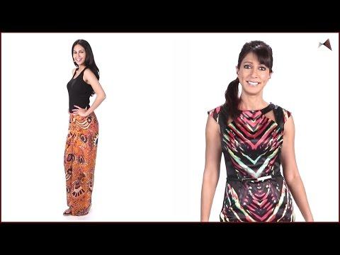 How to work Volume!   Womens Fashion Tips   Malini Ramani