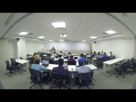 HCL TalentCare 360° Video - Chennai Campus
