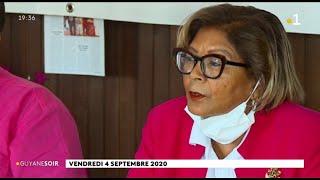 Marie-Laure Phinéra Horth A Annoncé Officiellement Sa Candidature à L'élection Sénatoriale