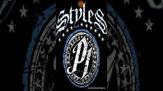 AJ styles TNA Theme