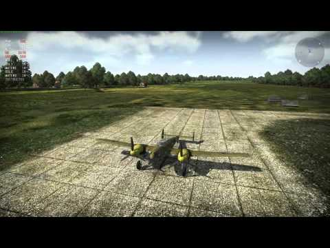War Thunder 1.43 DEV (24/9) Sounds - MG17 + MGFF/M + MG15