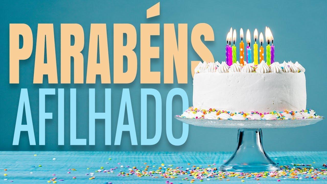 Mensagens Para Aniversario: Mensagem De Aniversário (Parabéns Afilhado!)