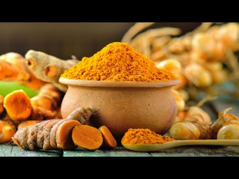 Turmeric Works Just as Well as Pharmaceutical Drugs!!