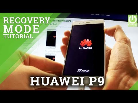 Recovery Mode HUAWEI L21 P9 Lite - HardReset info