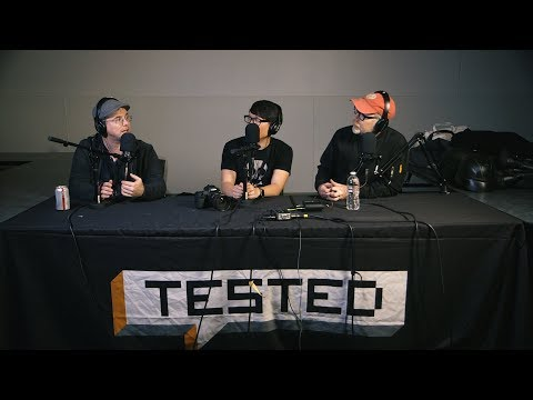 Welcome Back Andy Weir! - Still Untitled: The Adam Savage Project - 4/17/18