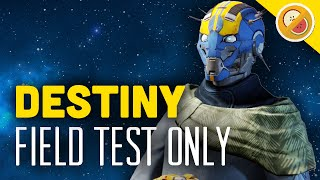 Destiny Field Test Weapons Only - The Dream Team (Funny Gaming Moments)