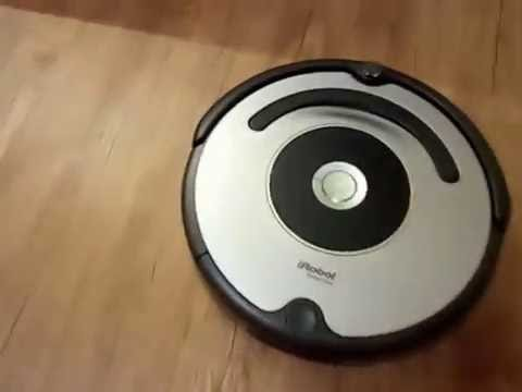 irobot roomba 616 youtube. Black Bedroom Furniture Sets. Home Design Ideas