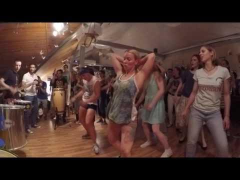Oscar Batucada Band - REAL Brazil Party (28/05/16)