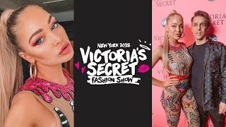 VICTORIA'S SECRET FASHION SHOW WITH THE CHAINSMOKERS 2018 | Amy-Jane Brand