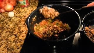 Cabbage And Ground Meat (turkey, Chicken Or Pork)