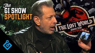 Jeff Goldblum Reacts To The Lost World's Ending On PlayStation 1