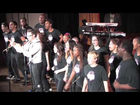 Hope In Front of Me - Danny Gokey with the Sophia's Heart Choir