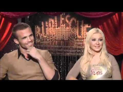 Gordon Keith's Awkward Interview with Christina Aguliera and Cam Gigandet