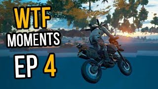 PUBG: WTF Moments Ep. 4