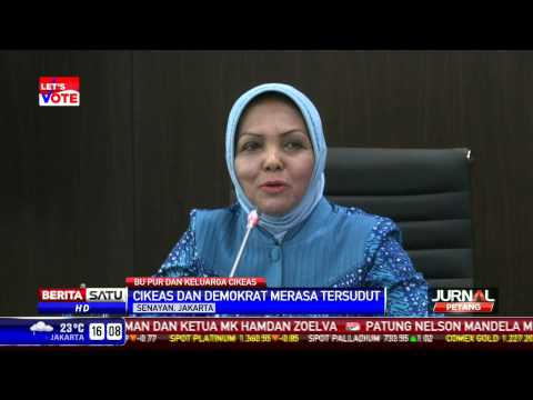 Nurhayati Ali Assegaf: Demokrat Tersudut Dikaitkan Berbagai Isu Korupsi