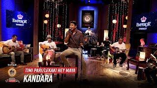 Download lagu Timi Pari | Lekaki Hey Maya - Kandara | Emperor Kripa Unplugged | Season 3