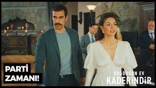 Mehdi ve Zeynep, Nermin'in Partisinde! | Doğduğun Ev Kaderindir 8. Bölüm