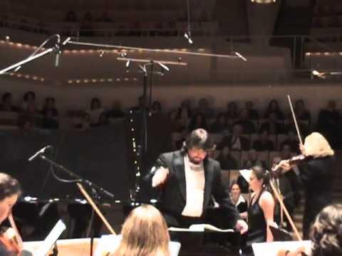 Ana Marija Markovina: Mendelssohn Konzert d-moll 1. Satz 1. Teil