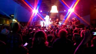 """AC/DC tribute band Hells Bells performing """"Hells Bells"""" by AC/DC"""