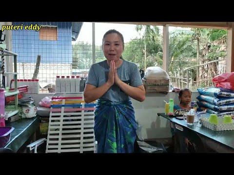 Gadis Thailand masuk kampung Dudar pakai sarung.