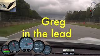 Flying Cooler Racing journeys to Road Atlanta