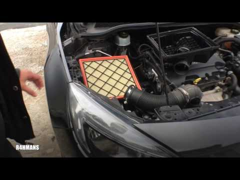 How To Change Astra J DRL Lights (Day Time Running Lights)(Side Light)