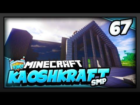 KaoshKraft SMP -  Entrance is taking Shape - EP67 (Minecraft SMP)